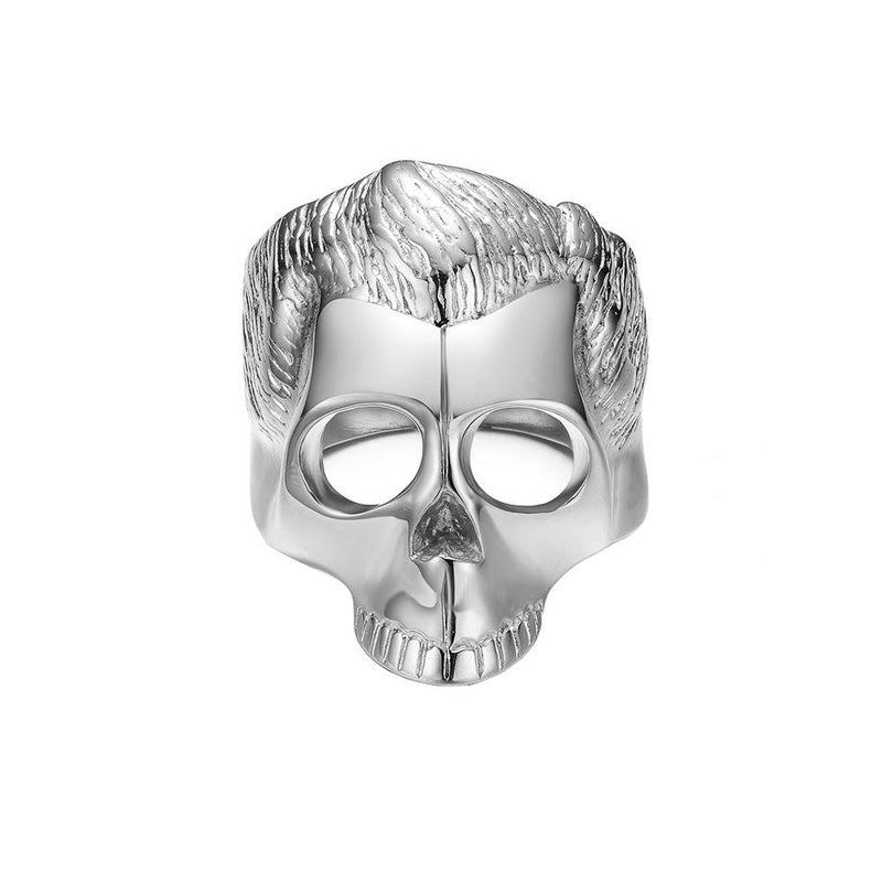*Mister  Dead Serious Ring - Chrome for $60.00 at Jewelry and More