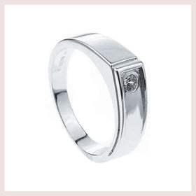 Mister Pure Silver Ring - 925 for $50.00 at Jewelry and More