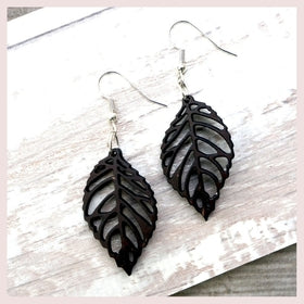 Coconut Leaf Earrings for $24.00 at Jewelry and More