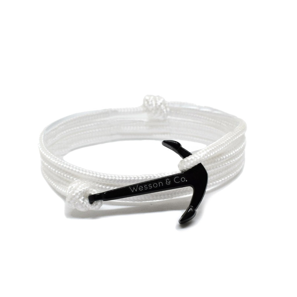 Anchor Bracelet | White Rope for $14.00 at Jewelry and More