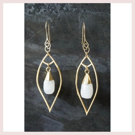 Regina Andrew Sophia Rainbow Gold Earrings for $48.00 at Jewelry and More
