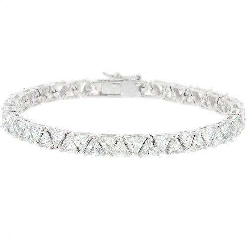 Divinity Tennis Bracelet (pack of 1 ea) for $72.00 at Jewelry and More