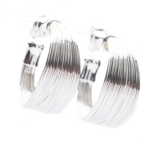 Concord Sterling Silver Earrings for $16.00 at Jewelry and More