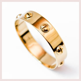 Screw around bangle-Jewelry and More