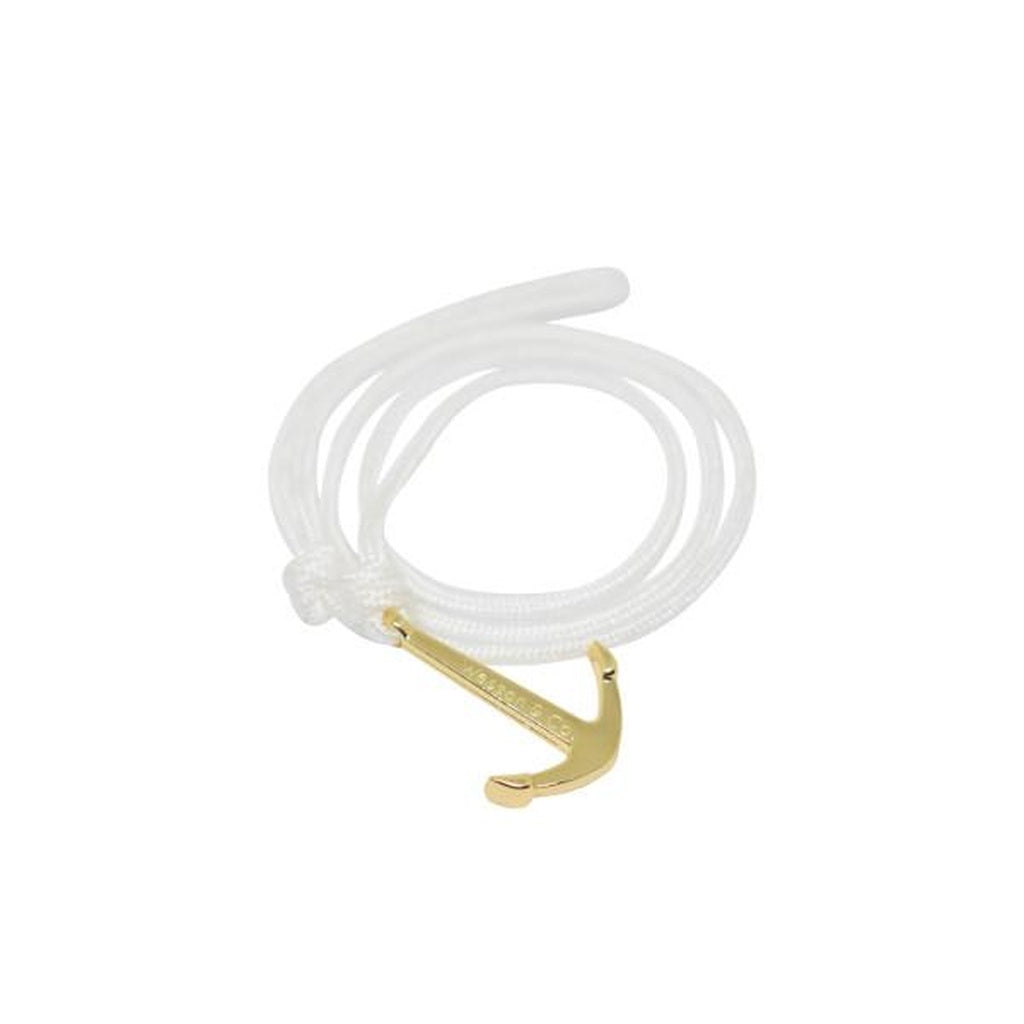 Anchor Bracelet | White Rope for $21.00 at Jewelry and More