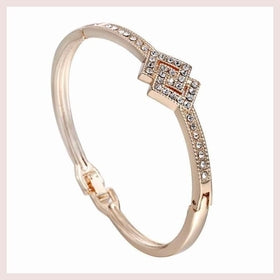 Gold Plated Bracelet for $6.39 at Jewelry and More