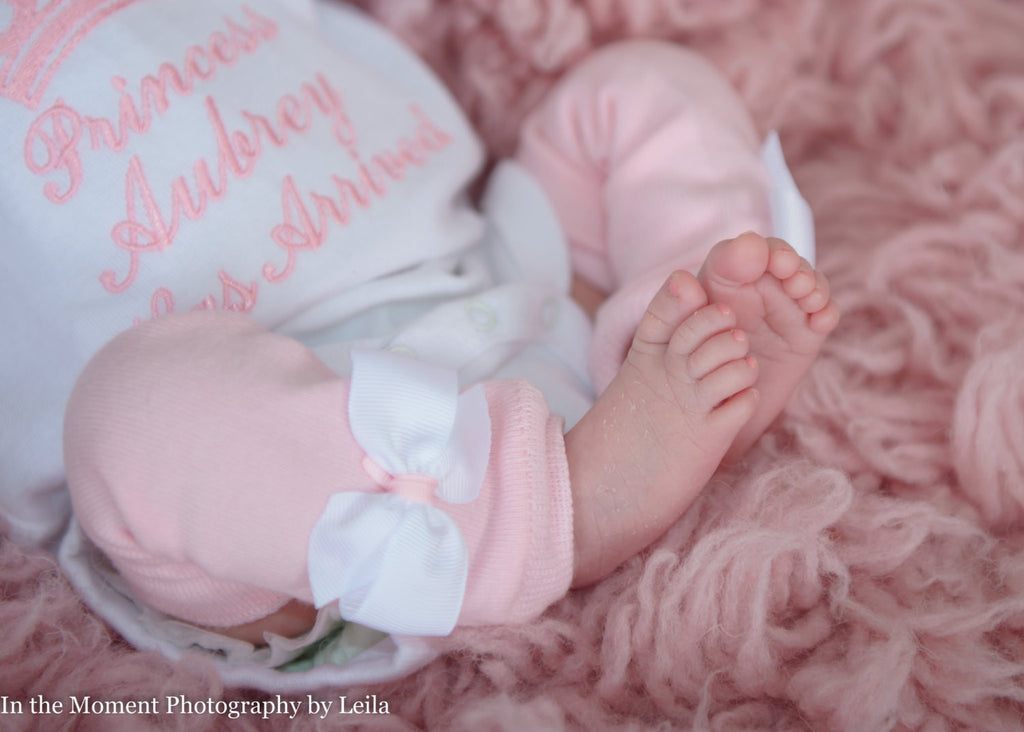 Princess Has Arrived Baby Girl Coming Come Outfit BellaBabyBoutiques
