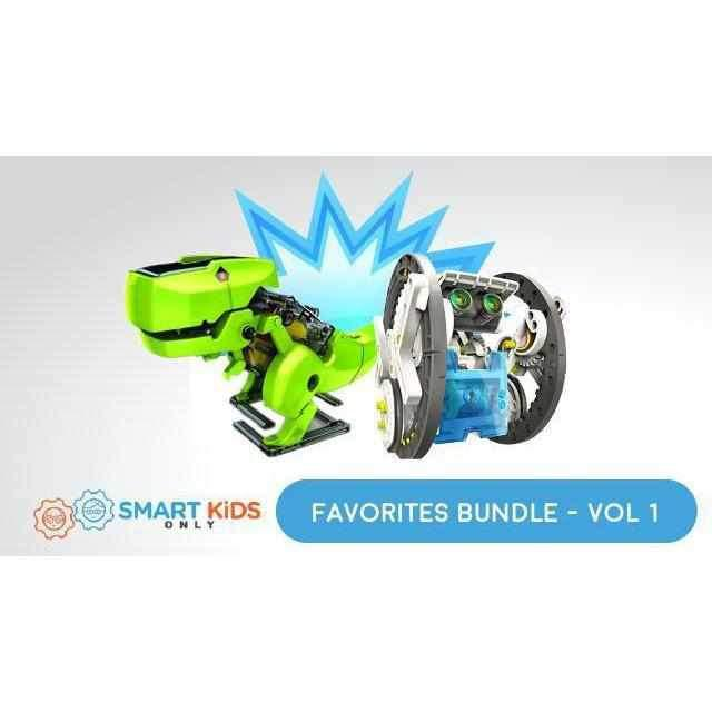 #1 Smart Kids Favorites Bundle-Smart Kids Only