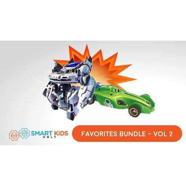 #2 Smart Kids Favorites Bundle-Smart Kids Only