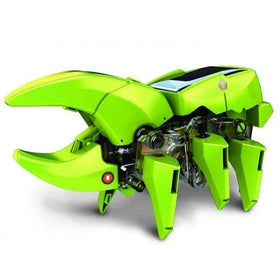 4 in 1 Solar Powered DIY Robot Kit - T-Rex, Insect, Driller, Robot-toy-Smart Kids Only