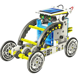 Advanced 14 in 1 DIY Solar Robot Kit - Party Pack - 10 Kits-toy-Smart Kids Only