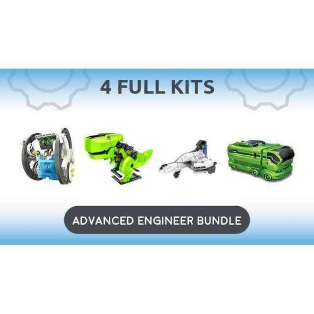 Advanced Engineer Bundle-Smart Kids Only