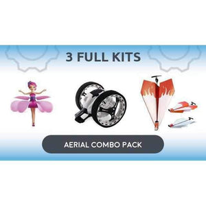 Aerial Combo Pack-Smart Kids Only