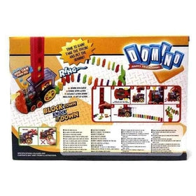 Automatic Domino Train-toy-Smart Kids Only