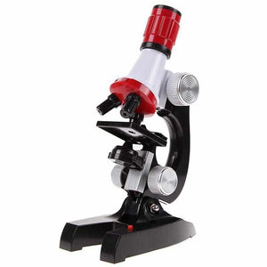 Educational Microscope & Lab Kit-toy-Smart Kids Only