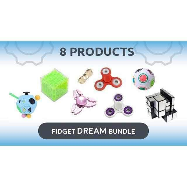 Fidgeters Dream Bundle-Smart Kids Only