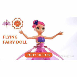 Flying Fairy Doll - Party Pack - 10 units-toy-Smart Kids Only