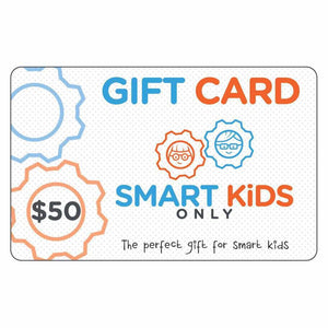 Gift Card-Gift Card-Smart Kids Only