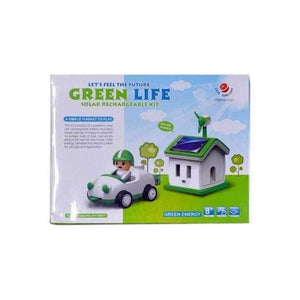 Green Life Solar Rechargeable Kit-toy-Smart Kids Only