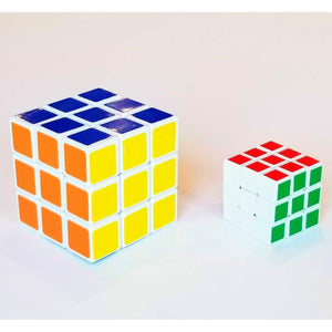 Magic 3x3x3 Rubik's Cube + FREE Bonus Mini Cube-toy-Smart Kids Only