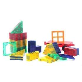 MagicTiles 60 Piece Magnetic Building Set-toy-Smart Kids Only