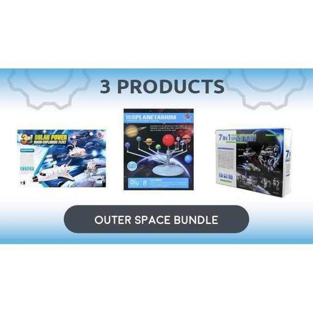 Outer Space Bundle-Smart Kids Only