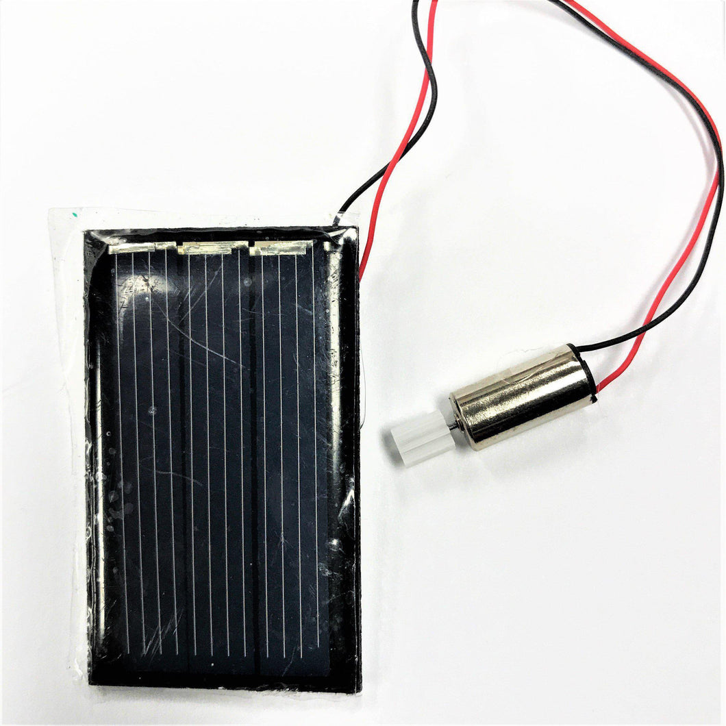 Replacement Solar Panel Only - 4 in 1 Solar Powered DIY Robot Kit - T-Rex, Insect, Driller, Robot-toy-Smart Kids Only