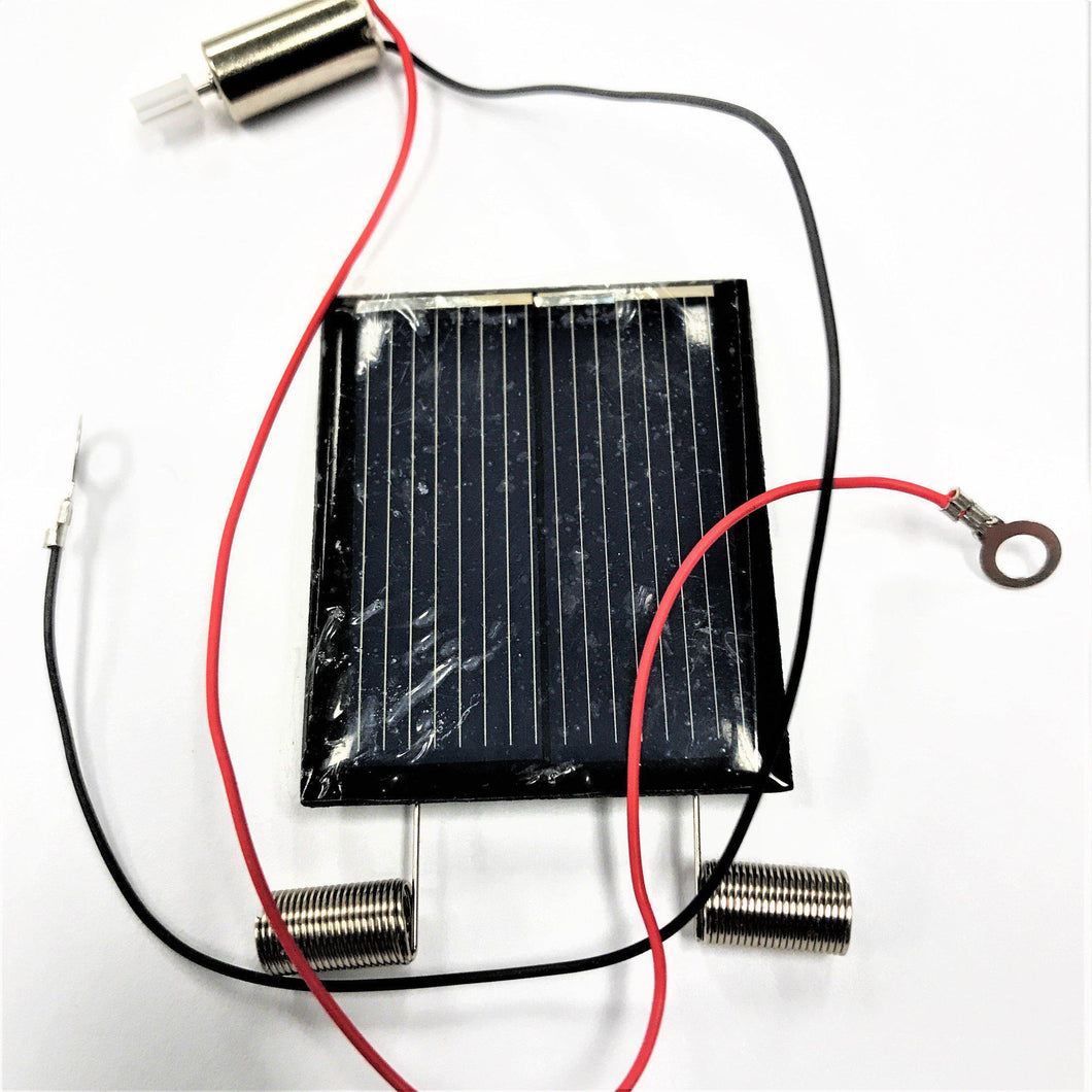 Replacement Solar Panel Only - Advanced 14 in 1 DIY Solar Robot Kit-toy-Smart Kids Only