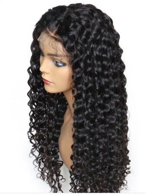 Lace Frontal Deep Wave Wig