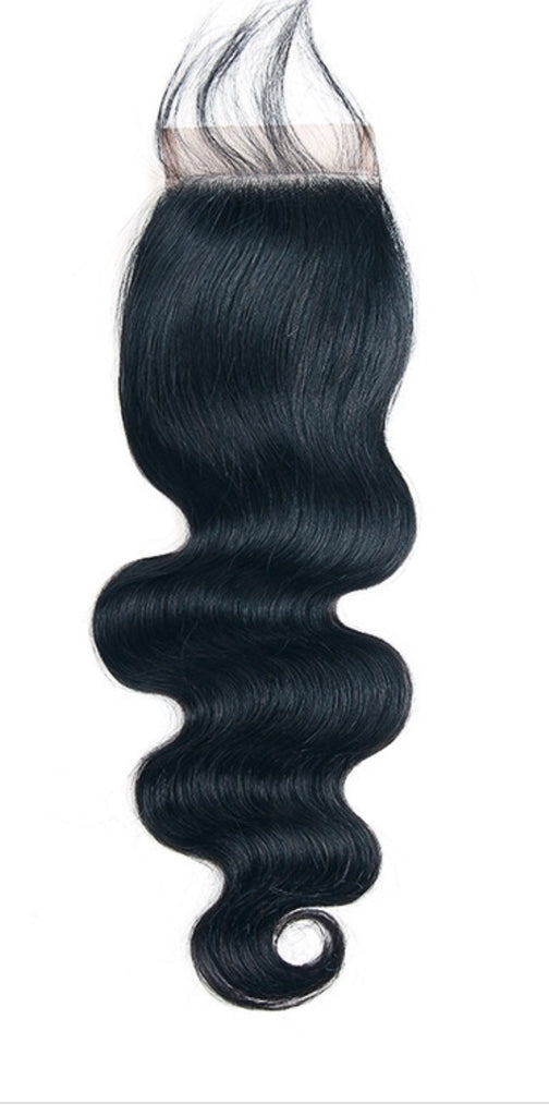 Mink Brazilian Body Wave Lace Closure