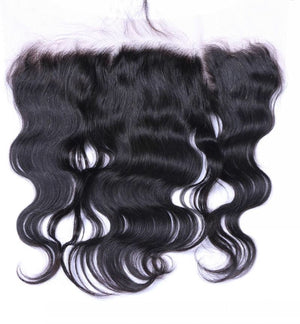 Mink Body Wave Frontal (Transparent)