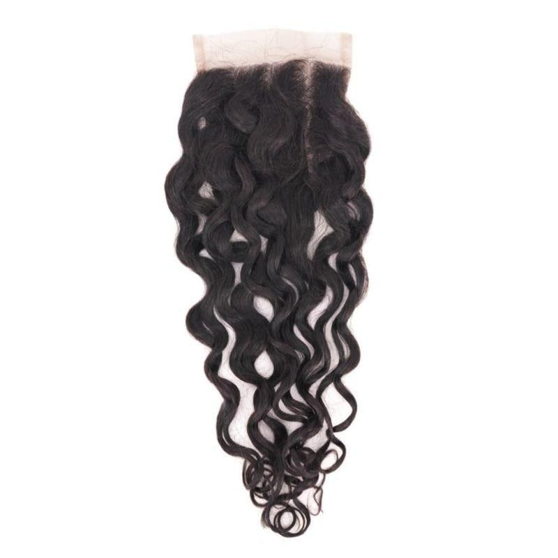 Mink Spanish wave / Natural Lace Closure