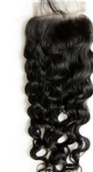 Indian Curly Lace Closure