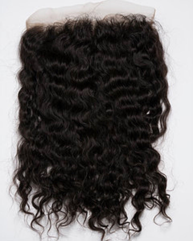 Indian Curly Frontal