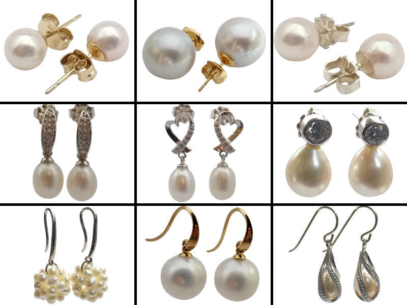 Pearl Earrings - A Brief Guide