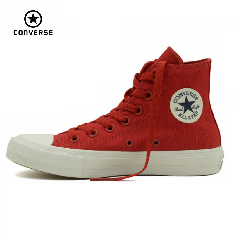 dfea0645af5a ... promo code original converse chuck taylor ii new all star unisex high  sneakers canvas shoes aa83b