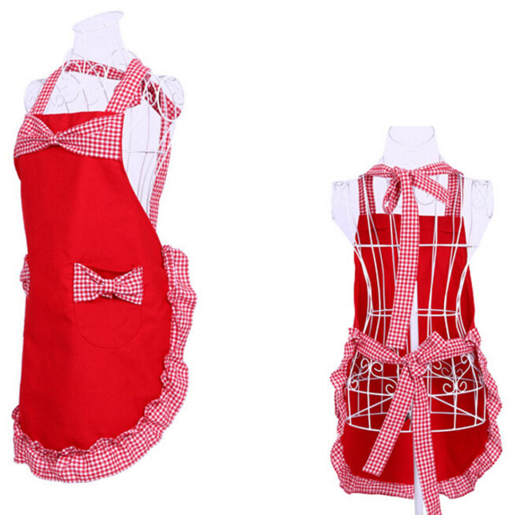 Kitchen aprons - crowned Fashions