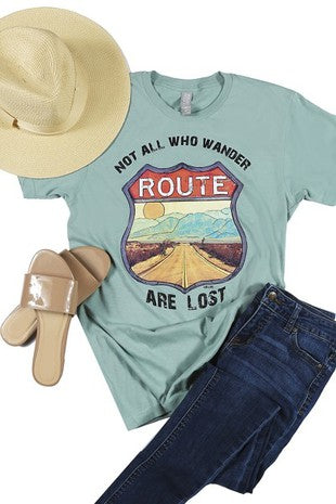 ROUTE TEE