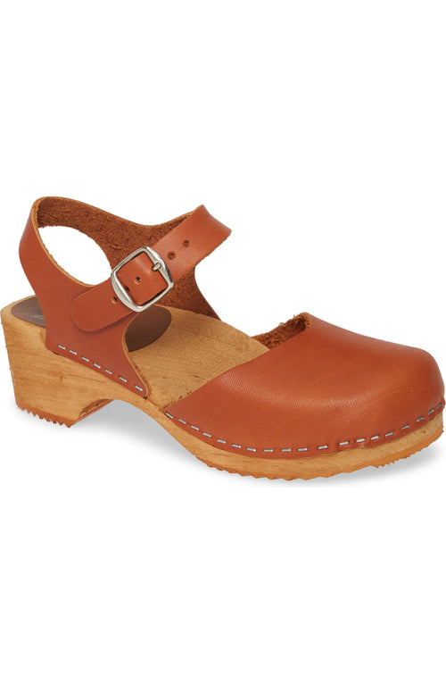 SOFIA LUGGAGE CLOGS