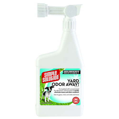 Yard Odor Away Hose Spray Concentrate 32oz