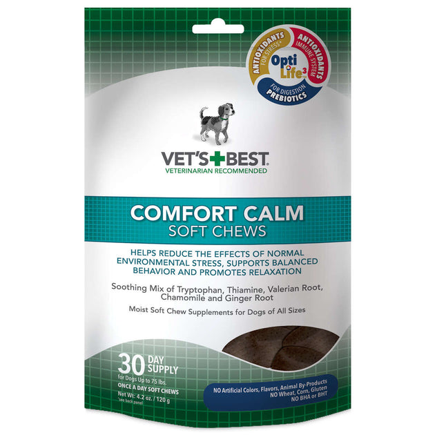 Comfort Calm Dog Soft Chews