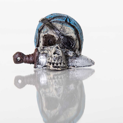 Decorative Pirate Skull