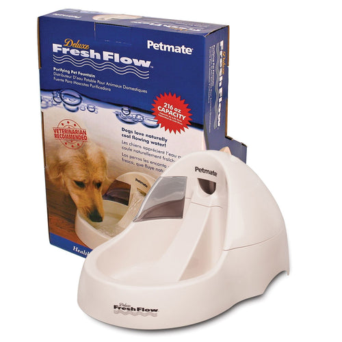Deluxe Fresh Flow Dog Bowl 216oz