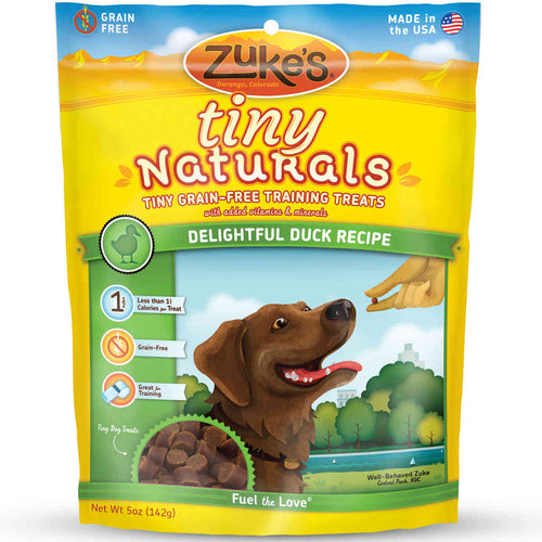 Tiny Naturals Delicious Duck 5 oz.