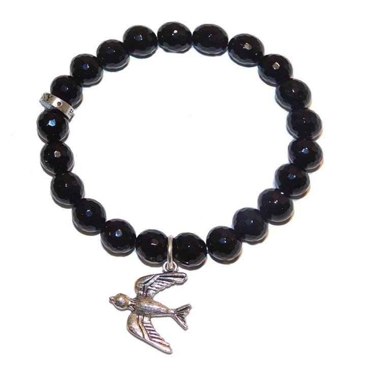 Sparrow Charm Bracelet - #becharmed