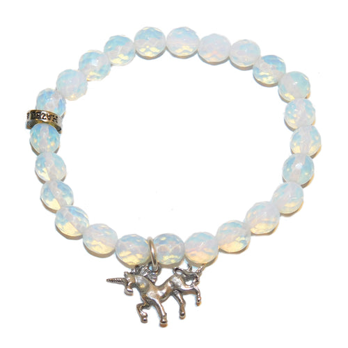 Unicorn Charm Bracelet - #becharmed