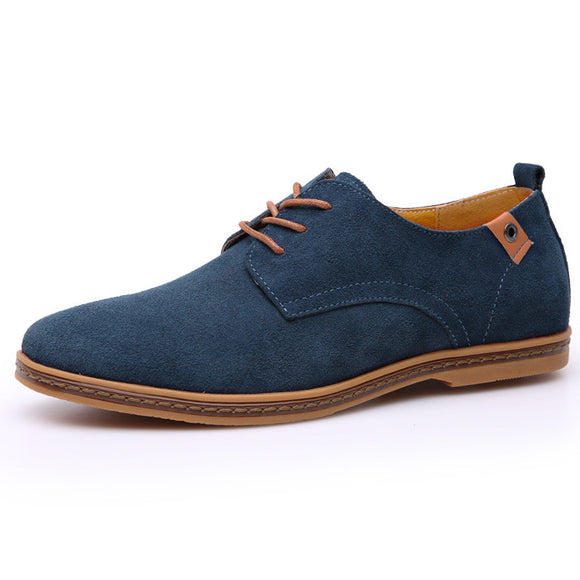 Men's Casual Lace-up Oxfords