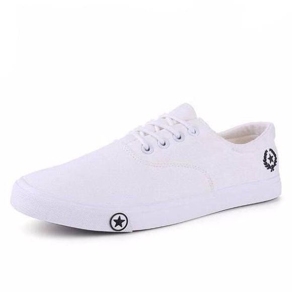 Men's classic outdoor canvas shoes