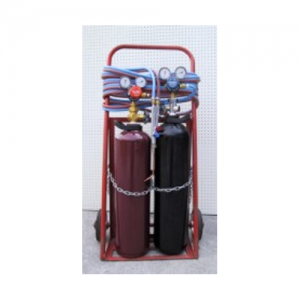 WeldRo DH Portapak Gas Welding Set (Steel Cylinder)