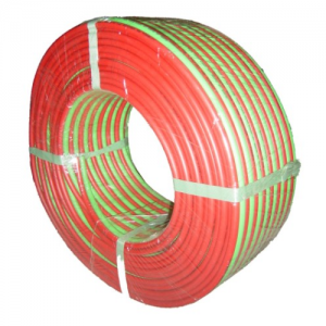 "WeldRo Silverline 1/4"" (6.5mm) Twin PVC Hose"
